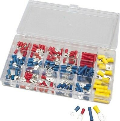 Draper 18160 150 Piece Insulated Terminal Assortment
