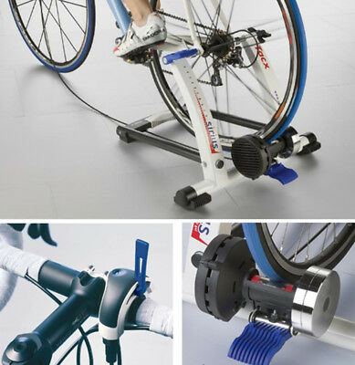 New Tacx Sirius Folding Very Quiet Magnetic Cycle Turbo Trainer