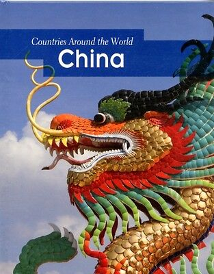 China (Countries Around the World) (Hardcover), CATEL, PATRICK, 9...