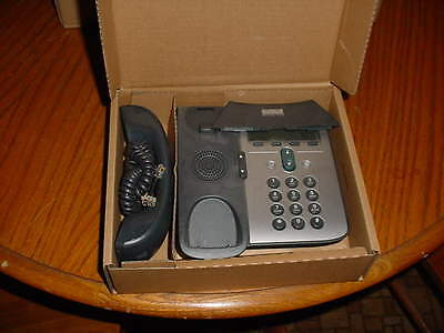 Lot of 10 Cisco IP 7912 Series Model CP-7912G-A VoIP Business Phones w/ Headsets
