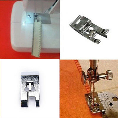 Universal Household Sewing Machine Presser Foot Feet Household Overcast Tools TC