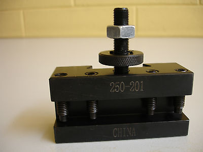 Quick Change Tool Post Holder #250-201