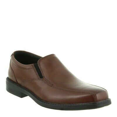 Bostonian Bolton Free Slip On  Shoes Leather Mens Dress Shoes Low Heel