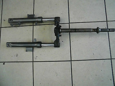 a4. kymco agility 50 Fork Standpipe Immersion Pipe Fork