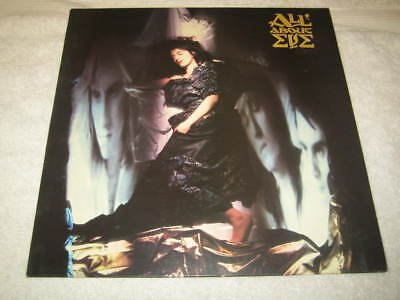 All About Eve  Debut Vinyl Lp  . . . Vg+/vg+