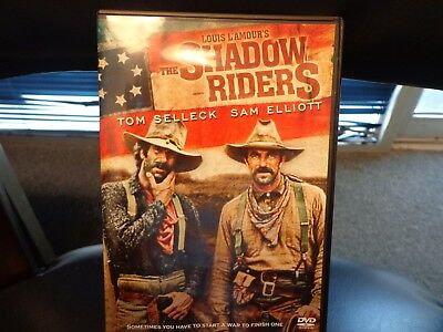 The Shadow Riders (DVD, 2005)