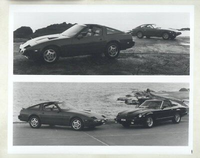 1984 Nissan 300ZX ORIGINAL Factory Photograph wy5219