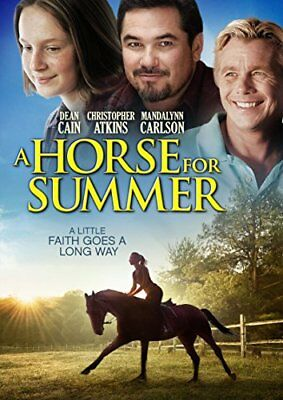 A Horse for Summer [DVD] NEW!