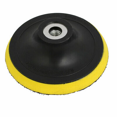 4-inch Diameter Roloc Disc Pad Holder without Shank