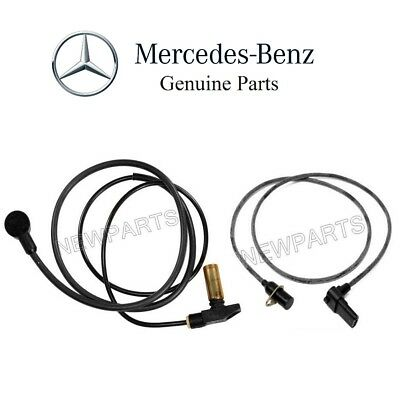mercedes benz w124 best place to find wiring and datasheet resources  for mercedes w124 w140 r129 260e set of front rear crankshaft sensors genuine