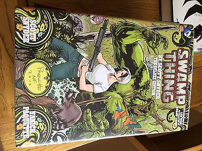 Swamp Thing By Scott Snyder The Deluxe Edition Hardback New 52