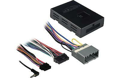 Metra CHTO-01 04-09 CHRYSLER/DODGE/JEEP CAN AMP TURN-ON