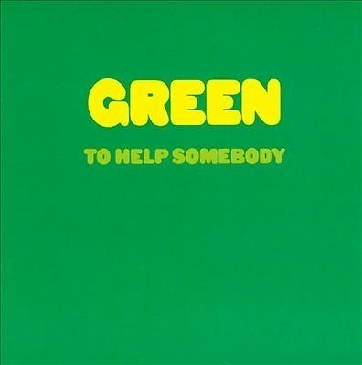 GREEN - TO HELP SOMEBODY Aurora AUCD5008 CD US 70s PSYCH ROCK Sealed!