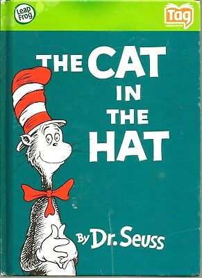 """""""The Cat in the Hat"""" Leap Frog Tag Edition by Dr Seuss (2008) Hardcover"""
