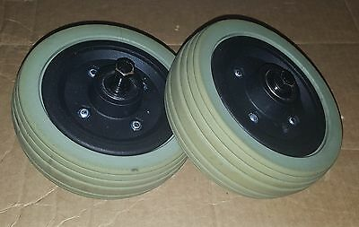 Caster Wheels for Jazzy Select Power Wheelchair ~set of 2~ *FREE SHIPPING*