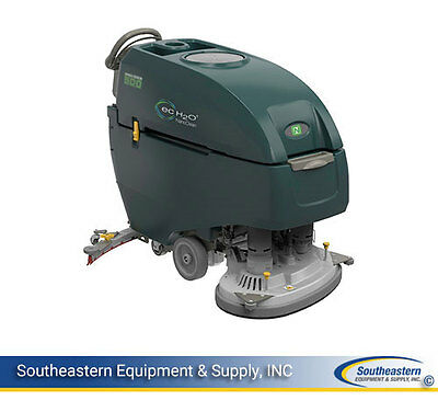 """New Nobles SS500 28"""" Disk Floor Scrubber"""