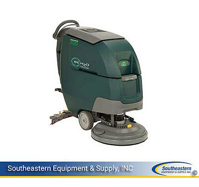 """New Nobles SS300 Walk Behind Floor Scrubber 20"""" Disk"""