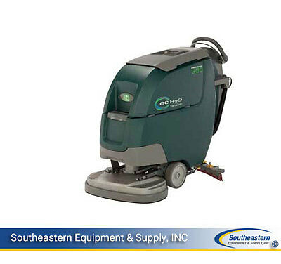 """New Nobles Speed Scrub 300 24"""" Dual Disk Floor Scrubber"""