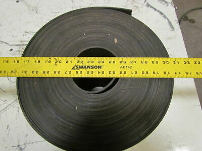 "3-Ply Nylon Top Rubber Core Conveyor Belt 16-1/8"" Wide 79' Long 0.155"" Thick"