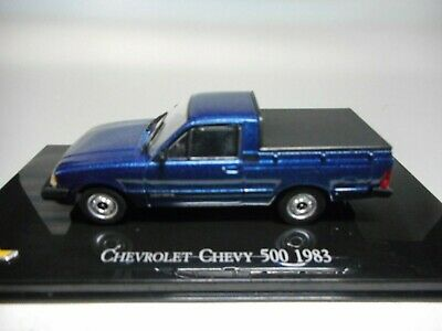 Chevrolet 500 Pick-Up 1983 Collection Chevrolet #17 Brasil Salvat Premium 1/43