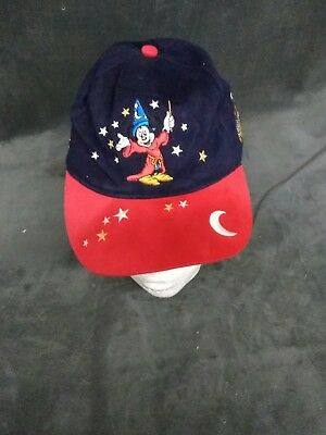 b2e3b393ce3 WALT DISNEY WORLD Blue Hat Baseball cap Mickey Mouse -  14.99