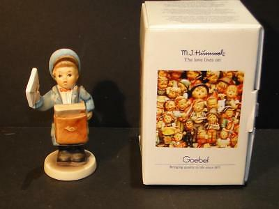 "Hummel Goebel #119/2/0 Postman 4 1/4"" Mint in Box TMK6"