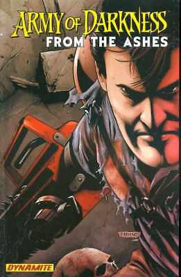 Army of Darkness Volume 6 From the Ashes GN Evil Dead Ash Sam Raimi OOP New NM