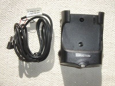 New Simrad Tc50 Trickle Charger Pocket - Ht50 Ht51 Ht53 & Navico Axis Ax50 Gmdss