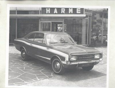 1970 Opel Mexico SS Fiera ORIGINAL Factory Photograph wy5278