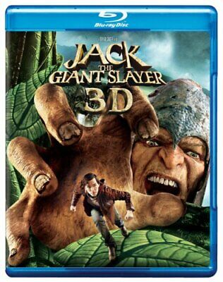 Jack the Giant Slayer (Blu-ray 3D/Blu-ray/DVD Combo Pack) NEW!
