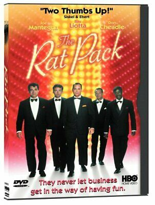 Rat Pack, The [DVD] NEW!