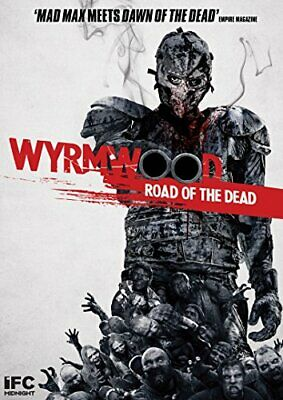 Wyrmwood: Road of the Dead [DVD] NEW!