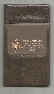 Shepard Grain Co. - Christiansburg, Thackery, Fletcher - Pocket Pal 1983 Unused