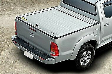 Roller Lid copertura cassone a tapparella Toyota Hilux Double Cab 2011-2015