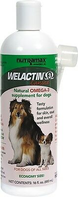 Welactin with Natural Omega3 Supplement ECONOMY SIZE 473 mL