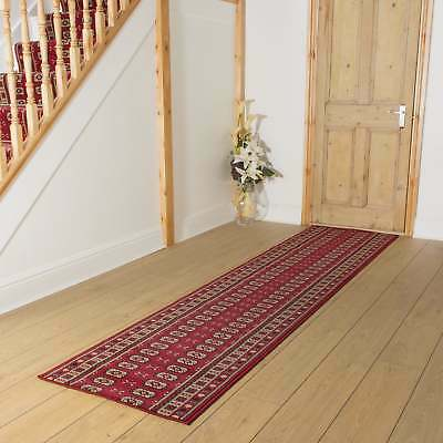 rug on carpet in hallway. Plain Hallway Helio Red  Hallway Carpet Runner Rug Mat For Hall Extra Very Long Cheap New With On In