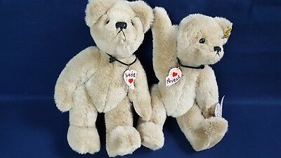 Annette Funicello Bear Co Jessie & Jayme Lmtd Ed C47397 Tags COA Original Box VG