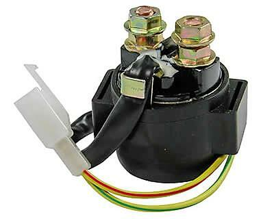 Starter Starter relay Solenoid for China 4 Stroke GY6 125 150ccm Scooter