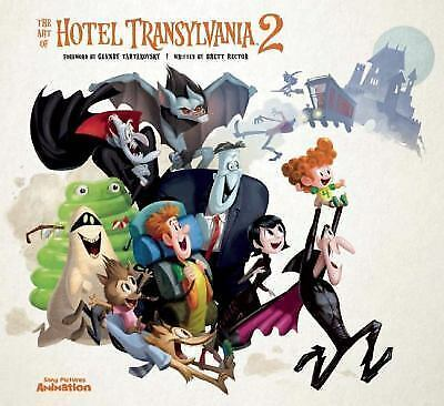 The Art of Hotel Transylvania 2 by Brett Rector (2015, Hardcover)
