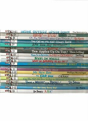 """Dr. Seuss:""""Collection of 20 Children's Classics Books   (Brand New)"""