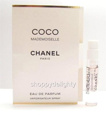 Chanel Coco Mademoiselle Perfume Sample Vial 2ml EDP Authentic Product Free Post