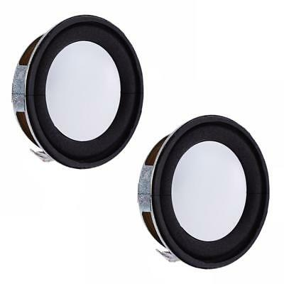 2pcs 40hm 3w 40mm antimagnetic Speaker small Sound accessories loudspeaker BF