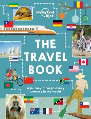 The Travel Book A journey through every country in the world 9781743607718