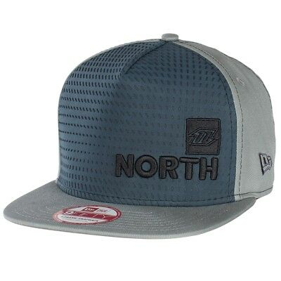 North Kiteboarding Windy New Era Cap 9Fifty grey