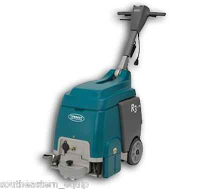 Demo Tennant R3 ReadySpace Carpet Cleaner
