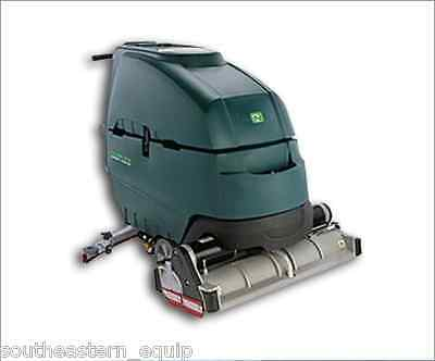 """Demo Nobles Speed Scrub SS5 26"""" Cylindrical Floor Scrubber"""