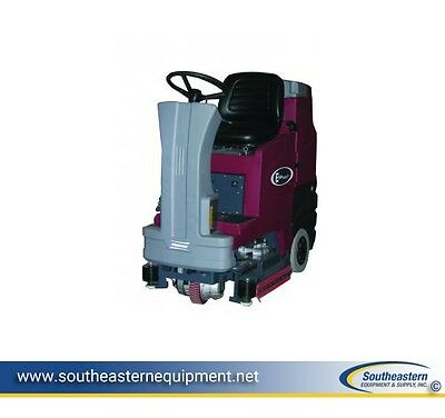New Minuteman E Ride 26 Cylindrical Automatic Scrubber