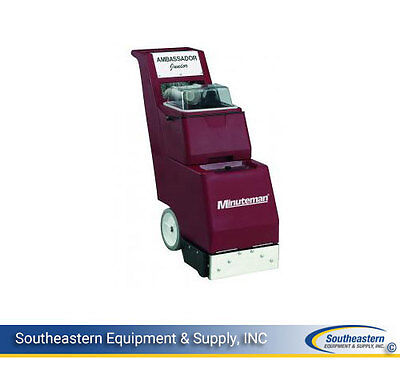 New Minuteman Ambassador Jr. Carpet Extractor