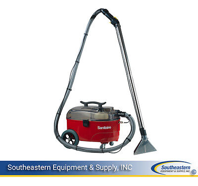 New Sanitaire SC6075A 1.5 G Spot Clean Extractor