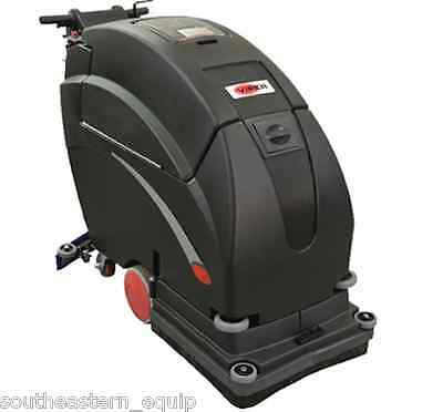 """New Viper Fang 20HD 20"""" Floor Scrubber with Traction Drive Motor"""